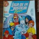 Cómics: LIGA DE LA JUSTICIA - EUROPA - NUMERO 1 - DC COMICS - EDICIONES ZINCO - BUEN ESTADO. Lote 47203748