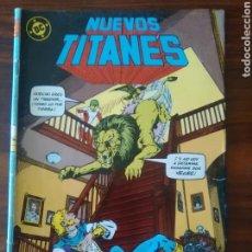 Cómics: NUEVOS TITANES - 42 - VOLUMEN 1 - DC COMICS - EDICIONES ZINCO. Lote 61074499