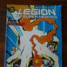 Cómics: LEGIÓN DE SÚPER-HÉROES - 9 - EDICIONES ZINCO - DC COMICS. Lote 65820466