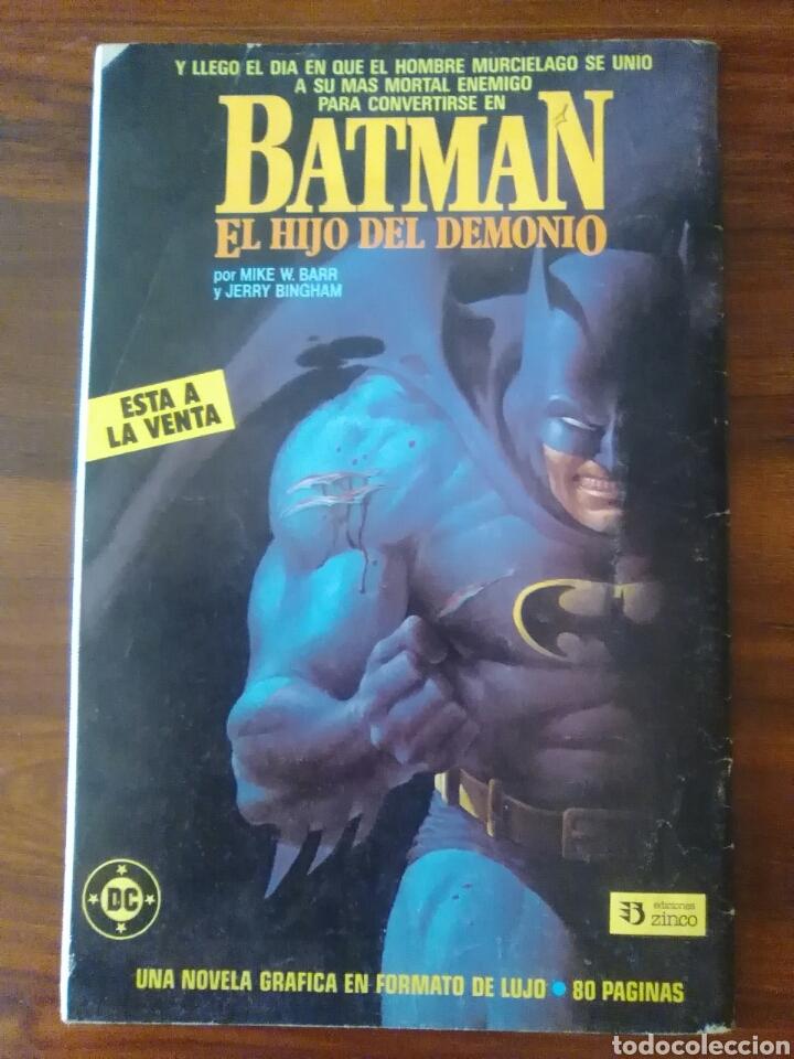 Cómics: LEGIÓN DE SÚPER-HÉROES - 9 - EDICIONES ZINCO - DC COMICS - Foto 3 - 65820466