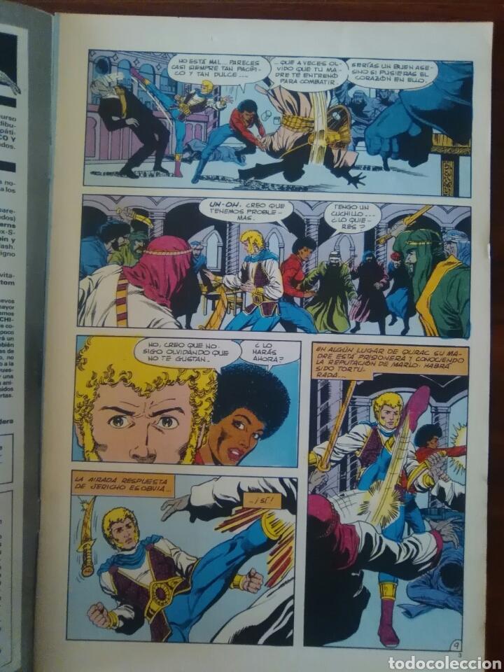 Cómics: NUEVOS TITANES - VOLUMEN 1 - VOL 1 - NÚMERO 43 - DC COMICS - ZINCO - Foto 2 - 68035149