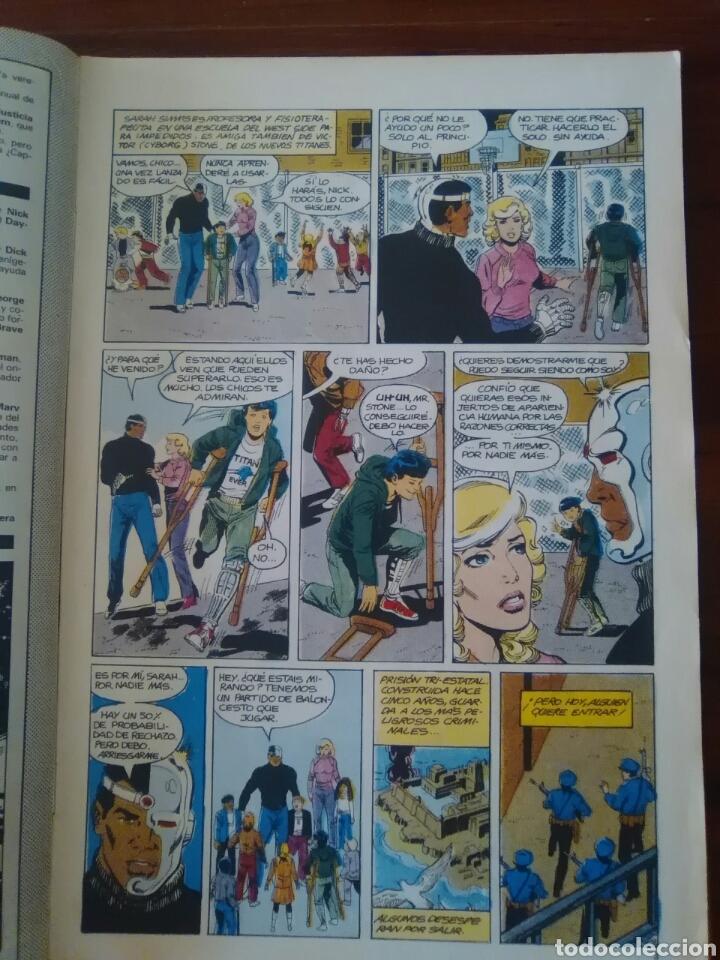 Cómics: NUEVOS TITANES - VOLUMEN 1 - VOL 1 - NÚMERO 46 - DC COMICS - ZINCO - Foto 2 - 68035213