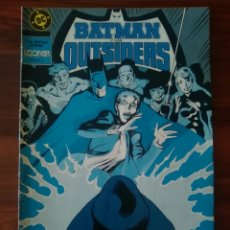 Cómics: BATMAN Y LOS OUTSIDERS - NÚMERO 21 - VOLUMEN 1 - VOL 1 - DC COMICS - ZINCO. Lote 68036613