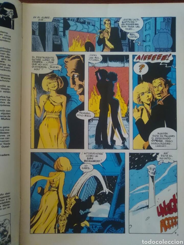 Cómics: BATMAN Y LOS OUTSIDERS - NÚMERO 21 - VOLUMEN 1 - VOL 1 - DC COMICS - ZINCO - Foto 2 - 68036613