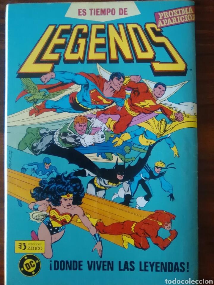 Cómics: BATMAN Y LOS OUTSIDERS - NÚMERO 21 - VOLUMEN 1 - VOL 1 - DC COMICS - ZINCO - Foto 3 - 68036613