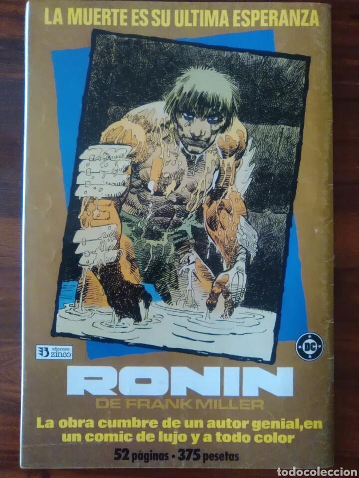 Cómics: BATMAN Y LOS OUTSIDERS - NÚMERO 23 - VOLUMEN 1 - VOL 1 - DC COMICS - ZINCO - Foto 3 - 68036693
