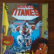 Cómics: NUEVOS TITANES - VOLUMEN 1 - VOL 1 - NÚMERO 48 - DC COMICS - ZINCO. Lote 68035101