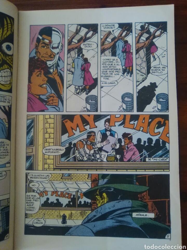 Cómics: NUEVOS TITANES - VOLUMEN 1 - VOL 1 - NÚMERO 48 - DC COMICS - ZINCO - Foto 2 - 68035101