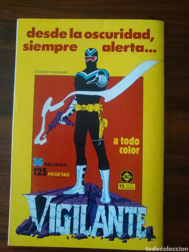 Cómics: BATMAN Y LOS OUTSIDERS - NÚMERO 1 - VOLUMEN 1 - VOL 1 - DC COMICS - ZINCO - Foto 3 - 68036933