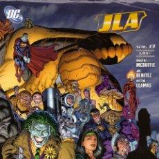 Cómics: COMIC JLA, Nº 13 - PLANETA DEAGOSTINI - OFERTAS DOCABO TEBEOS. Lote 124266263