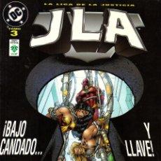 Cómics: COMIC JLA, TOMO 3 - OFERTAS DOCABO TEBEOS. Lote 124266439