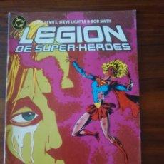 Cómics: LEGIÓN DE SÚPER-HÉROES - 11 - VOL 1 - DC COMICS - ZINCO. Lote 65820042