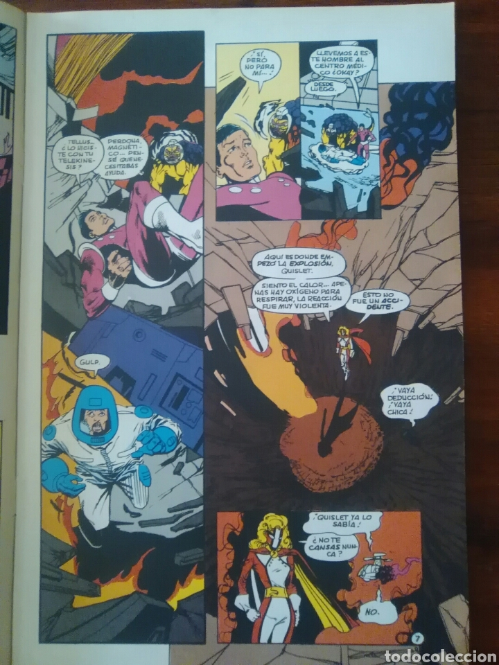 Cómics: LEGIÓN DE SÚPER-HÉROES - 11 - VOL 1 - DC COMICS - ZINCO - Foto 2 - 65820042