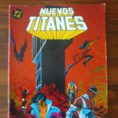 Cómics: NUEVOS TITANES - VOLUMEN 1 - VOL 1 - NÚMERO 50 - DC COMICS - ZINCO. Lote 68034937
