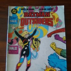 Cómics: BATMAN Y LOS OUTSIDERS - NÚMERO 17 - VOLUMEN 1 - VOL 1 - DC COMICS - ZINCO. Lote 68036209
