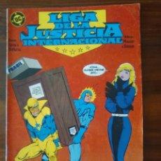 Cómics: LIGA DE LA JUSTICIA INTERNACIONAL - NÚMERO 8 - VOL 1 - DC CÓMICS - ZINCO. Lote 68129533