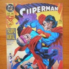Comics: SUPERMAN Nº 22 - DC - ZINCO (7Y). Lote 124400223