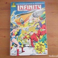 Cómics: INFINITY INC. TOMO 1. NÚM. 1 AL 5. EDICIONES ZINCO. Lote 148603664