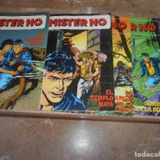 Cómics: TBO MISTER NO Nº 13 A 17 DE 1983. Lote 125402031