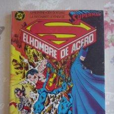 Cómics: ZINCO - SUPERMAN VOL.2 TOMO RETAPADO CON LOS NUM. 1-2-3-4-5 .MBE. Lote 125654891