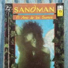 Cómics: SANDMAN (COLECCIONES COMPLETAS) - NEIL GAIMAN (ZINCO 1991, 1993 Y 1995). Lote 125850599