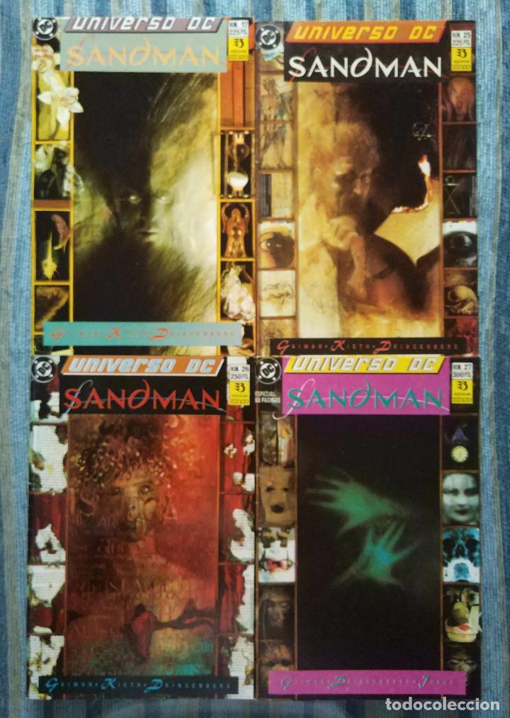 Cómics: SANDMAN (COLECCIONES COMPLETAS) - NEIL GAIMAN (ZINCO 1991, 1993 Y 1995) - Foto 7 - 125850599