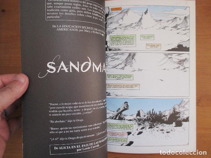 Cómics: Sandman Segunda parte. A game of you. Neil Gaiman. Ediciones Zinco - Foto 2 - 125886791