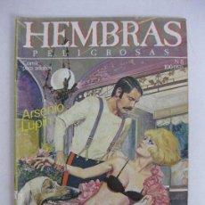Cómics: HEMBRAS PELIGORAS NÚM 8. Lote 125924711