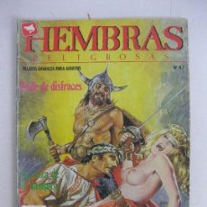 Cómics: HEMBRAS PELIGROSAS NÚM 97. Lote 125924967