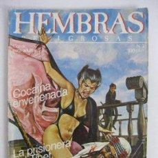 Cómics: HEMBRAS PELIGROSAS NÚM 3. Lote 125925571