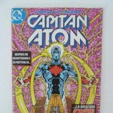 Cómics: CAPITÁN ATOM. Nº 1. Lote 125952307