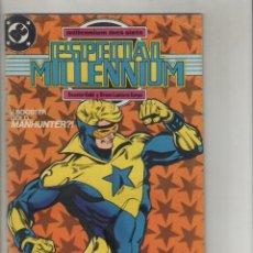 Cómics: ESPECIAL MILLENNIUN-AÑO 1988-DC-ZINCO-COLOR-FORMATO GRAPA-Nº 8-BOOSTER Y GREEN LANTERN CORPS. Lote 126051411
