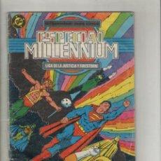 Cómics: ESPECIAL MILLENNIUN-AÑO 1988-DC-ZINCO-COLOR-FORMATO GRAPA-Nº 6-LIGA DE LA JUSTICIA Y FIRESTORM. Lote 126051839