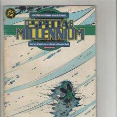 Cómics: ESPECIAL MILLENNIUN-AÑO 1988-DC-ZINCO-COLOR-FORMATO GRAPA-Nº 3-CON LOS GREEN LANTERN CORPS Y BOOSTER. Lote 126052247