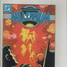 Cómics: MILLENNIUN-AÑO 1988-DC-ZINCO-COLOR-FORMATO GRAPA-Nº 8-LA ASCENSION. Lote 126052679