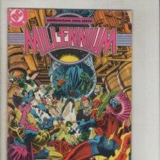 Cómics: MILLENNIUN-AÑO 1988-DC-ZINCO-COLOR-FORMATO GRAPA-Nº 7-ASALTO. Lote 126052763