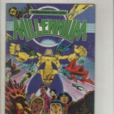 Cómics: MILLENNIUN-AÑO 1988-DC-ZINCO-COLOR-FORMATO GRAPA-Nº 6-EL SUEÑO. Lote 126052871