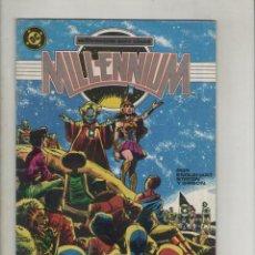 Cómics: MILLENNIUN-AÑO 1988-DC-ZINCO-COLOR-FORMATO GRAPA-Nº 5-EL APRENDIZAJE. Lote 126052979