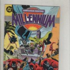 Cómics: MILLENNIUN-AÑO 1988-DC-ZINCO-COLOR-FORMATO GRAPA-Nº 3-LA REUNION. Lote 126053223