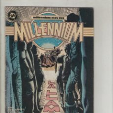 Cómics: MILLENNIUN-AÑO 1988-DC-ZINCO-COLOR-FORMATO GRAPA-Nº 2-LA LLAMADA. Lote 126053391