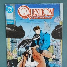 Cómics: QUESTION, NUM. 16. Lote 126278339