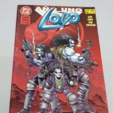 Cómics: LOBO : AÑO UNO ¡ ONE SHOT 52 PAGINAS ! ALAN GRANT / ZINCO. Lote 126351075