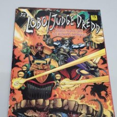 Cómics: LOBO / JUDGE DREDD - MOTORISTAS PSICOPATAS CONTRA LOS MUTANTES INFERNALES ¡ ONE SHOT 48 PAGINAS !. Lote 126351359