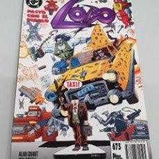 Cómics: LOBO : PACTO CON EL DIABLO ¡ ONE SHOT 84 PAGINAS ! DC - ZINCO. Lote 155214360
