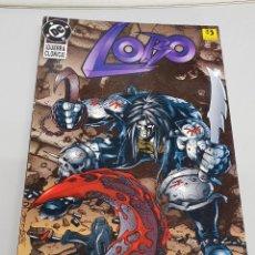 Cómics: LOBO : ¡ GUERRA CLONICA ! ONE SHOT 84 PAGINAS ! DC - ZINCO. Lote 126351719