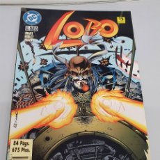 Comics - LOBO : EL DUELO ¡ ONE SHOT 84 PAGINAS ! DC - ZINCO - 126351795