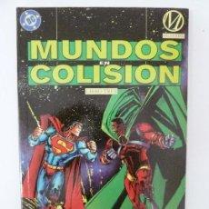 Cómics: MUNDOS EN COLISIÓN. LIBRO TRES.. Lote 126355419
