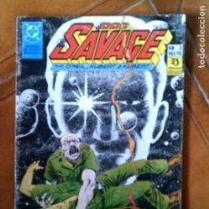 Cómics: COMIC DOC SAVAGE N,3 DE ZINCO. Lote 126381183