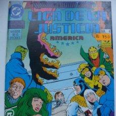 Cómics: ZINCO. LA LIGA DE LA JUSTICIA. AMÉRICA. Nº 4.. Lote 126417227