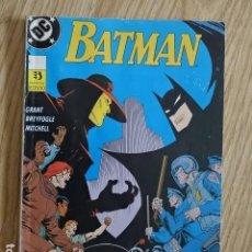 Cómics: BATMAN TOMO 9 VOLUMEN 2 RETAPADO CONTIENE LOS NÚMEROS 43 AL 47 EDICIONES ZINCO DC. Lote 126567319